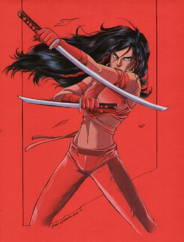 Elektra Super Powers