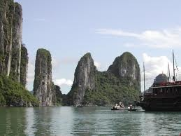 I've also heard Vietnam is a chill place to visit.