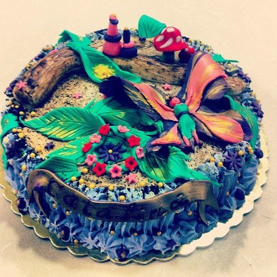 Fairy Cake!