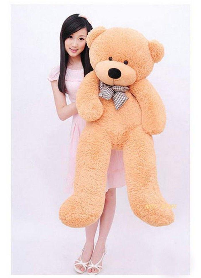 100 см / 39 '' плюшевый мишка большой гигант плюшевые мишки продажа гигант плюшевый мишка медведь плюшевый медведь огромный 2015 день святого валентина подарок на день рождения, принадлежащий категории Набивные плюшевые игрушки и относящийся к Игрушки и хобби на сайте AliExpress.com | Alibaba Group
