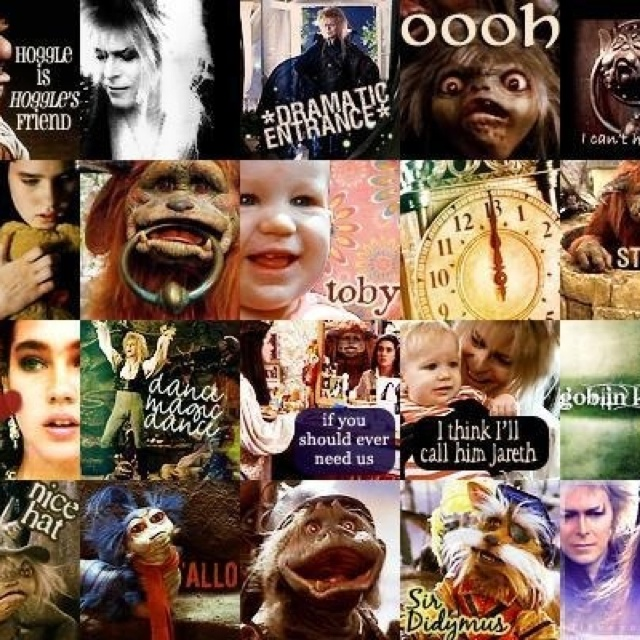 174 best Labyrinth images on Pinterest | Labyrinths, David ... Labyrinth Movie Quotes