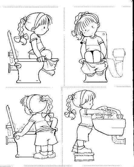 Toaleta - hygiena