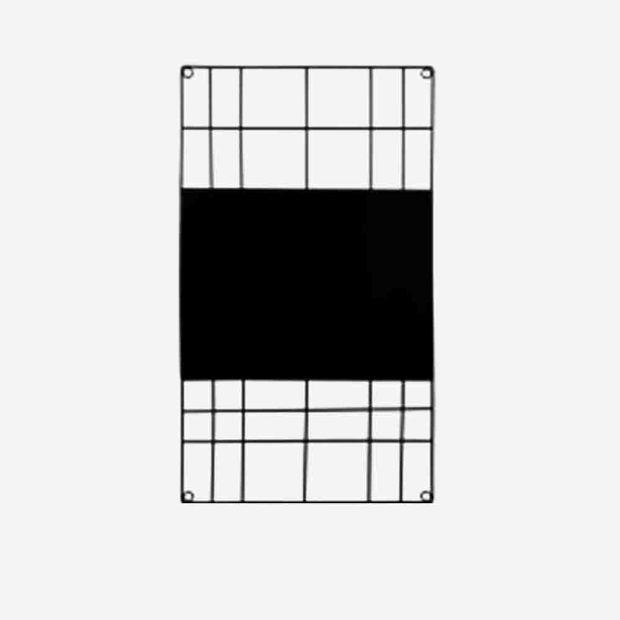 vtwonen Memo Magnetisch Bord Wire - 60 x 105 cm - afbeelding 1