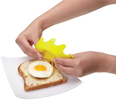 Kitchen Craft : Silicone Egg Poacher Cups