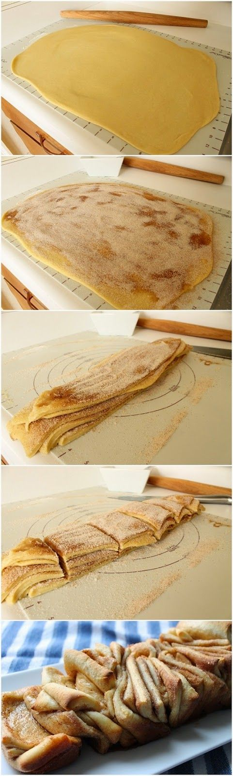 Cinnamon Sugar Pull-Apart Bread, super simple (might add a sweet cream cheese drizzle on top:)