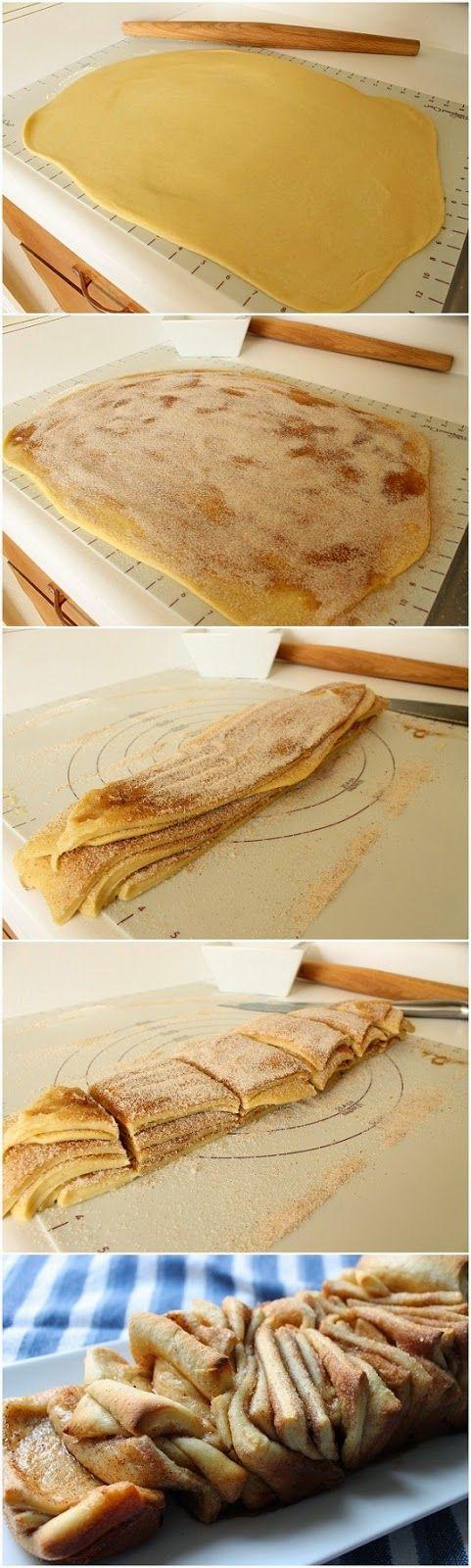 Inspiring snaps: Cinnamon Sugar Pull-Apart Bread