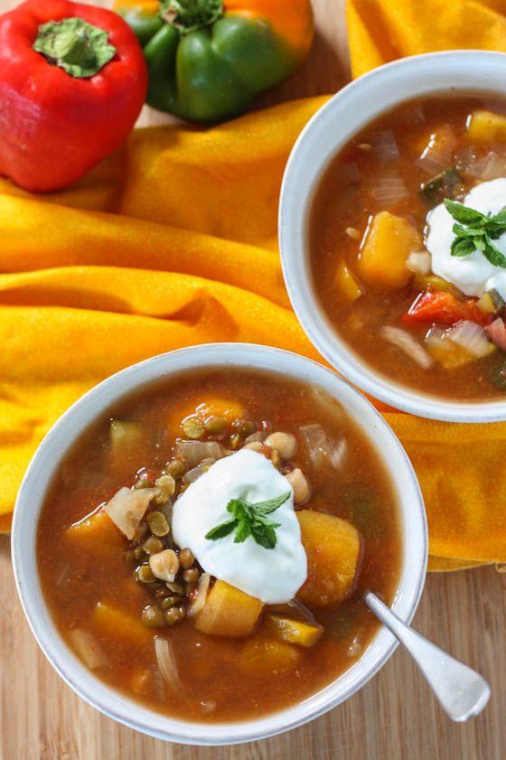 crockpot moroccan stew