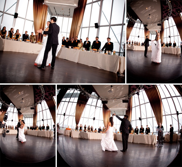 Atlantis Pavilions wedding first dance