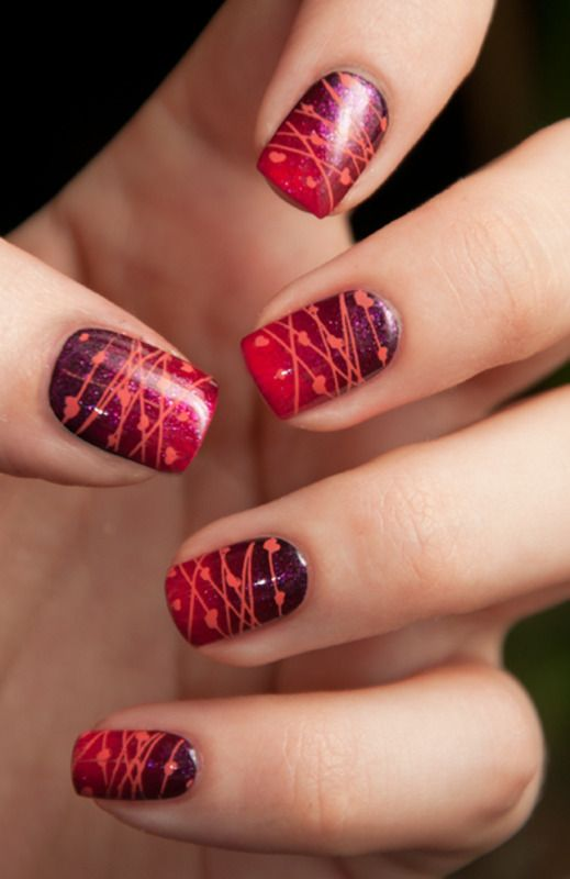 Nail Artist Interview: 14 Questions With Carole of Chasing Shadows | Nailpolis Magazine