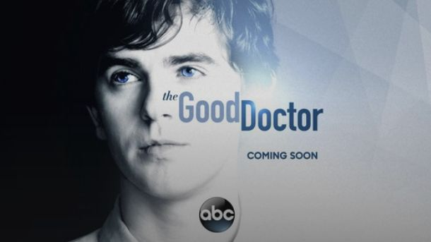 THE GOOD DOCTOR - Season FInale March 26! Airs Mondays at 9pm. Shaun Murphy (Freddie Highmore, Bates Motel), a young surgeon with autism and savant syndrome, relocates from a quiet country life to join a prestigious hospital's surgical unit. Alone in the world and unable to personally connect with those around him, Shaun uses his extraordinary medical gifts to save lives and challenge the skepticism of his colleagues.
