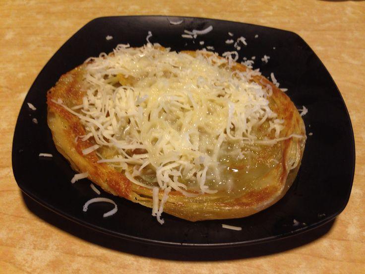 Roti Maryam Keju Susu.. YummYumm  #jakarta