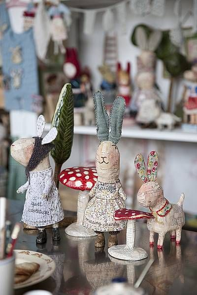 julie arkell's adorable creatures