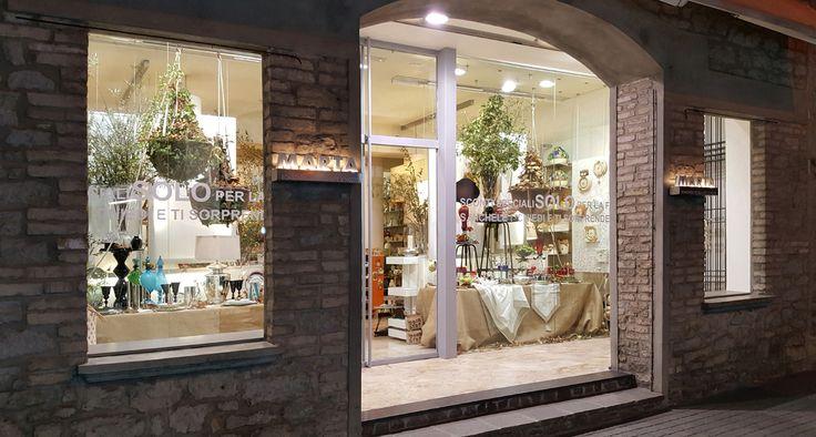 MARTA GIFTWARES:  Profumo di Bosco. Progetto www.gariselliassociati.it