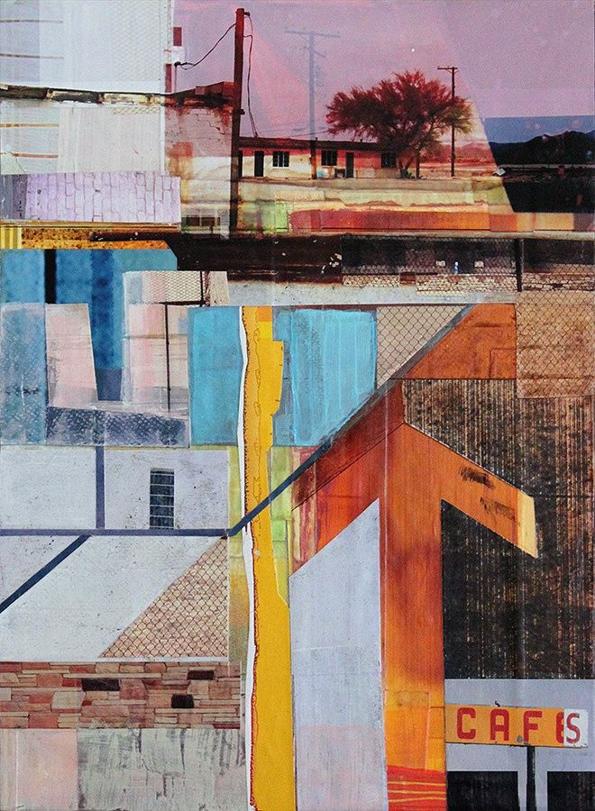 Places Between Places, Painting by Jon Measures | Artfinder
