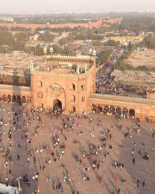 Jama Masjid , Delhi.