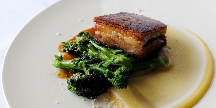 How to cook pork belly sous vide sous vide pr sentation des plats cuisine gastronomique - Plat cuisine sous vide ...