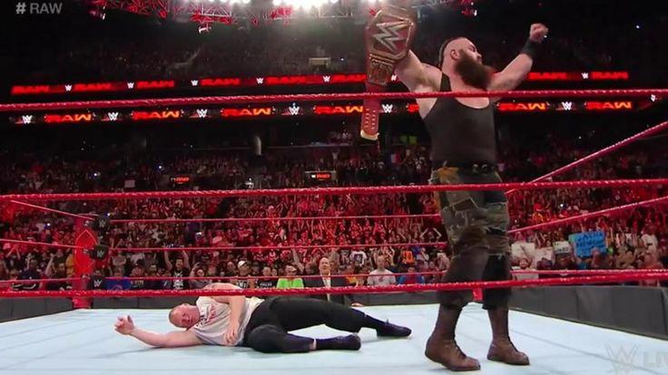 En RAW no hay cupo para dos titanes la Bestia o el Monstruo - Medio Tiempo.com