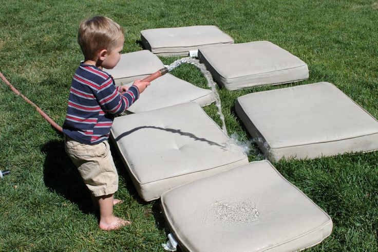 Best 25 Cleaning Outdoor Cushions Ideas On Pinterest