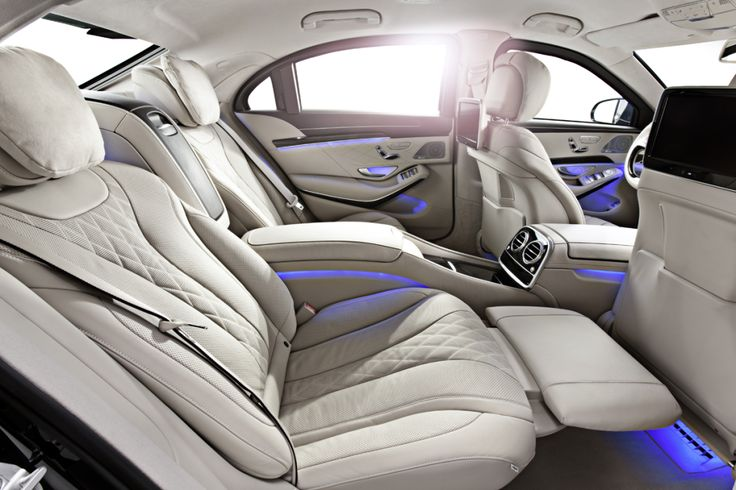 The New Mercedes S-Class Could Well Have 3D Printed Interior Parts