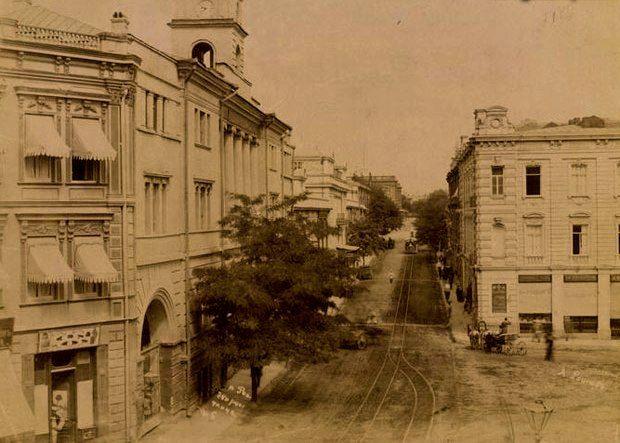 Главная улица Тифлиса. Дворцовая.Головинский проспект.: alisha_96