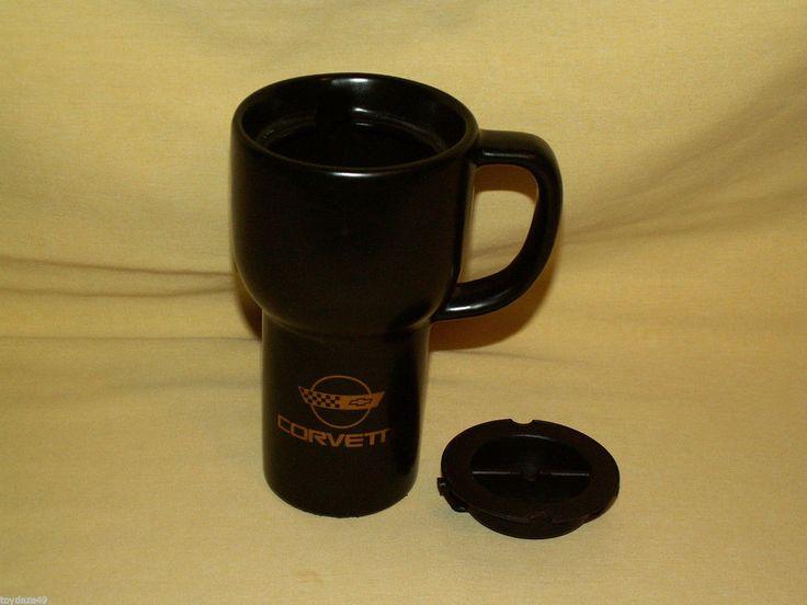 C Corvette Insulated Coffee Mug