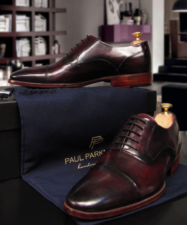 Paul Parkman Men's Captoe Oxfords Black & Purple Hand Painted   Website: www.paulparkman.com  #paulparkman #paulparkmanshoes #oxfords  #goodyearwelted #oxfordshoes #mensoxfords #handmade #bespoke #luxury #shoemaker #handcrafted #shoesformen #mensshoes #handmadeshoes #handcraftedshoes #patinashoes #bespokeshoes #customshoes #luxuryshoes #luxuryshoemaker #bespokeshoemaker #mensluxuryshoes #luxurymenswear