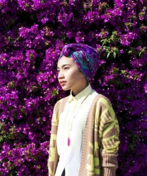 Yuna! Currently obsessing over her Nocturnal album.