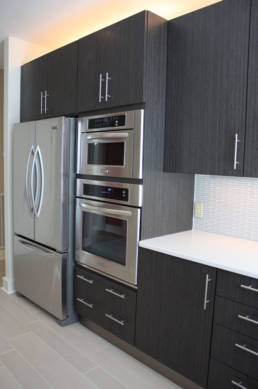 Double Ovens Offer Versatility And Make Use Of Otherwise Wasted Space.