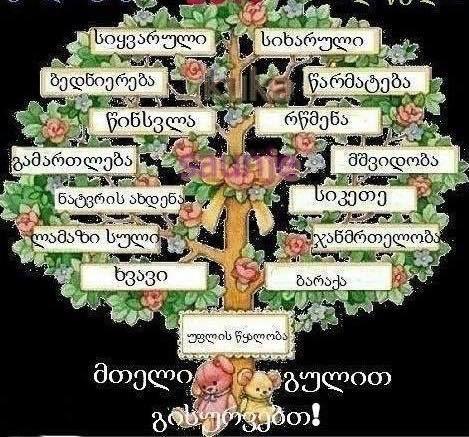 Сценка поздравления от здоровья любви и счастья