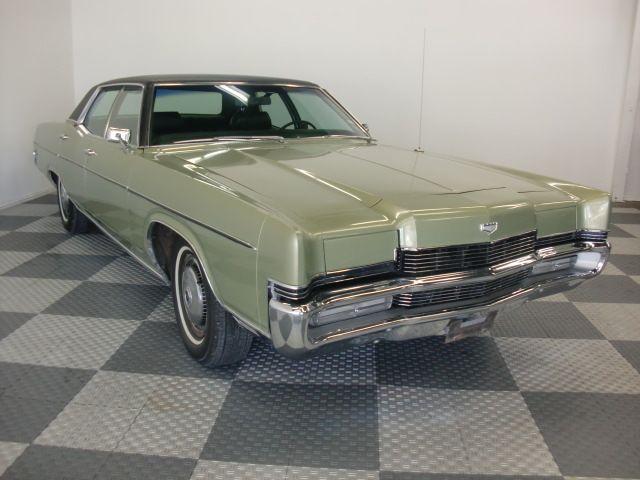 1969 Mercury Marquis.