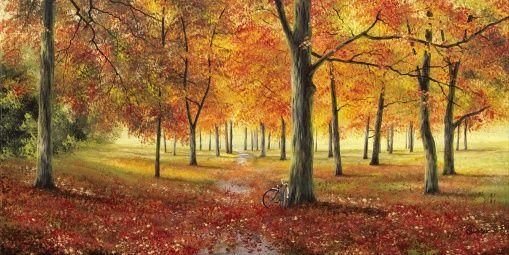Herbstimpression - photo-wallpaper