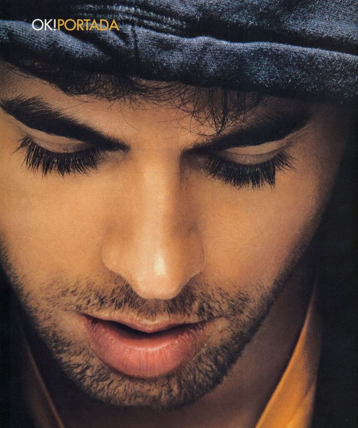 enrique iglesias, how can anyone be that handsome!