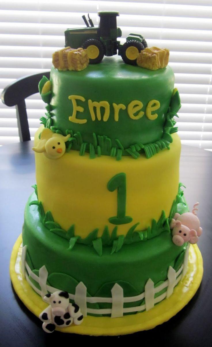 John Deer Cake 4