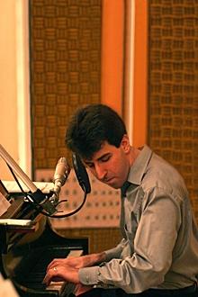 Composer and lyricist Jason Robert Brown