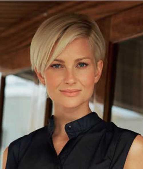 Modern Short Hair - Fine Hair Short Hairstyles