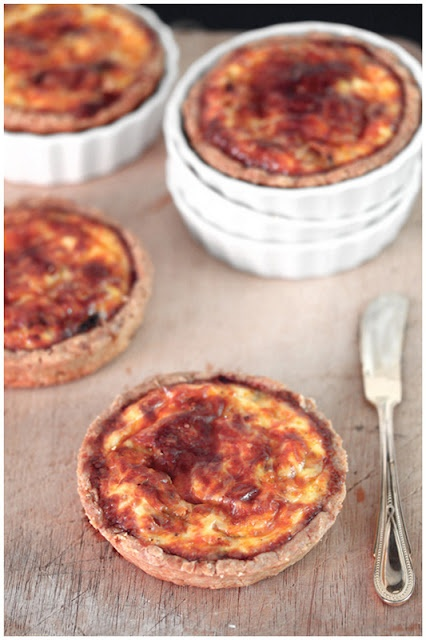 ... mushroom quiches | savory | Pinterest | Mushrooms, Onions and Quiche