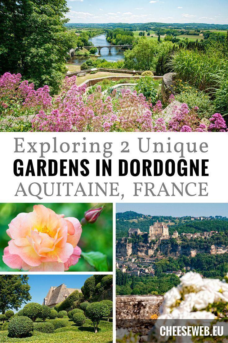 Exploring 2 Unique Gardens in Dordogne, Aquitaine, France