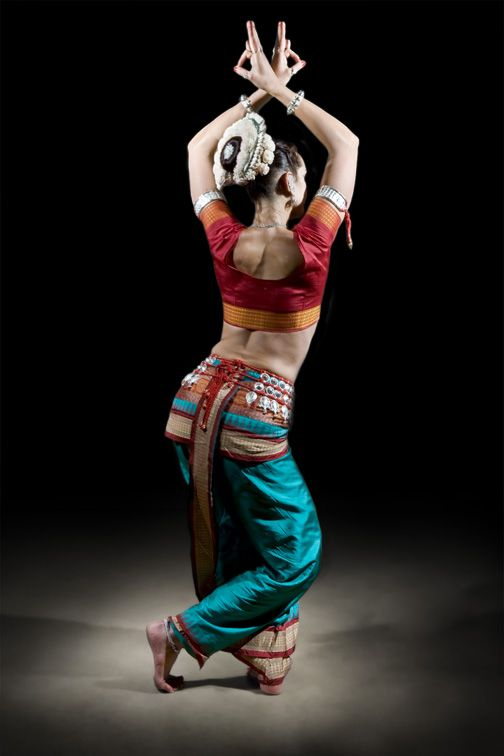 Odissi - Indian Temple Dance by Revital