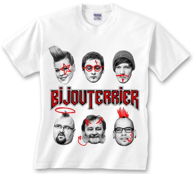 Detské tričko BijouTerrier - Rebels