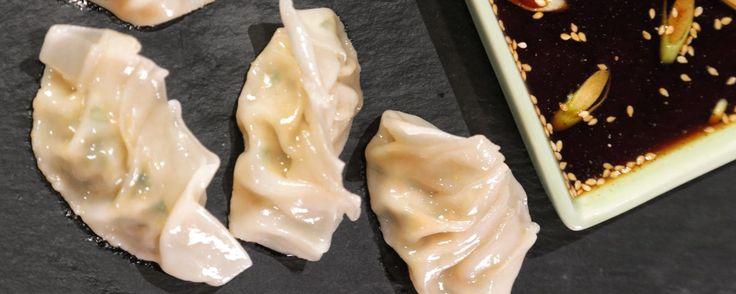 Classic Chinese Dumplings Recipe | The Chew - ABC.com