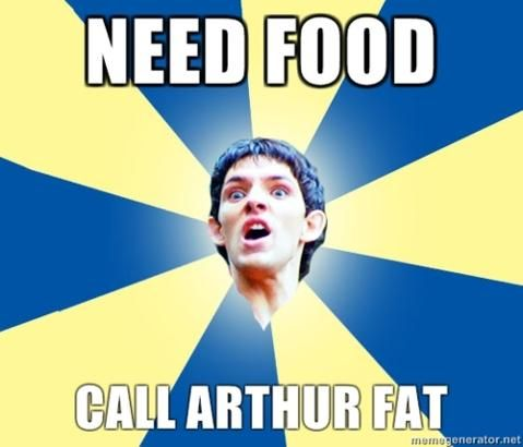 Fan Art/Memes - Merlin Wiki - BBC TV Series