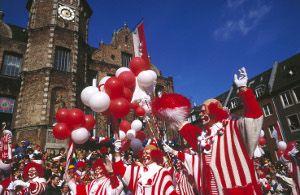 Carnaval à Düsseldorf avec allemagnevoyage.com