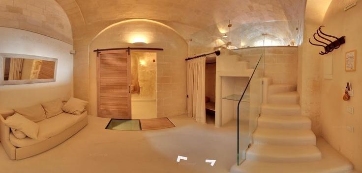l'Hotel in Pietra   Matera