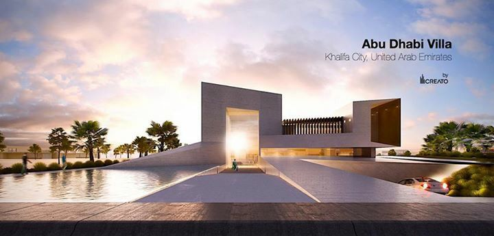 #villa #design #luxe #AbuDhabi