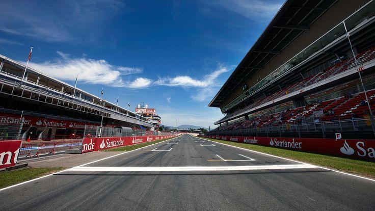 Catalunya GP circuit