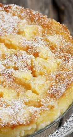 Peaches and Cream Cake ~Damn right I'm making this! Yum!!