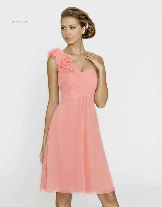 Mejores 159 imágenes de Bridesmaid dresses en Pinterest | Damas de ...