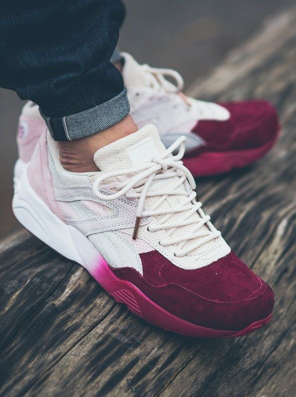 the latest af59d 79944 Ronnie Fieg x Puma R698  Sakura    Sneakers   Shoes, Sneakers, Nike shoes