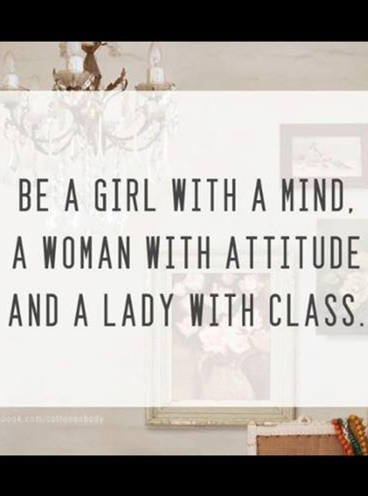 How to be a woman - Inspirational Quotes - Woman And Home | Mobile