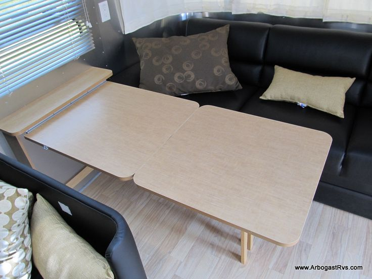 Bus To Rv Conversion Fold Away Table Idea Tiny Homes